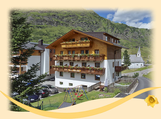 Pension Wiesental in Pfelders im Passeiertal